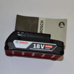 Аккумулятор  BOSCH для BXT3-16