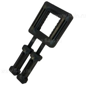 Пластиковая пряжка для ПП лент