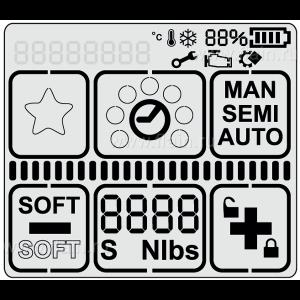Сенсорная панель управления ВХТ3-16